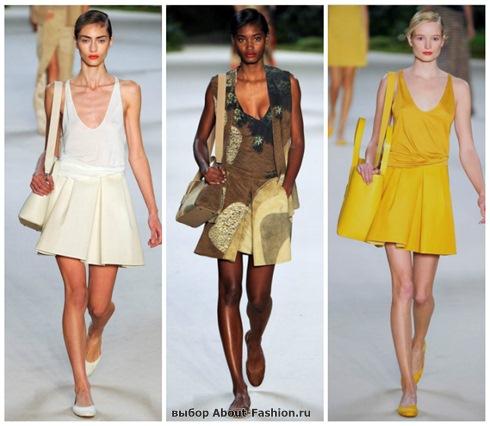 модные юбки 2013-3