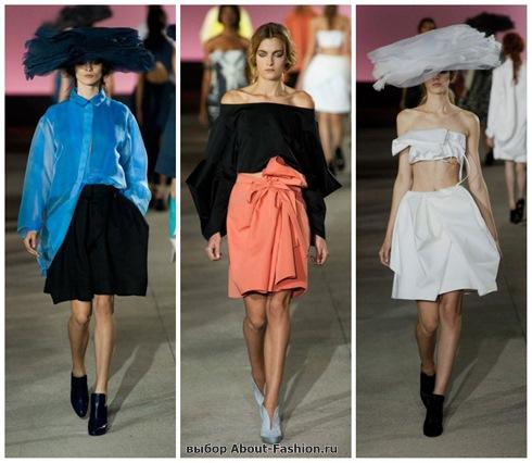 модные юбки 2013-30