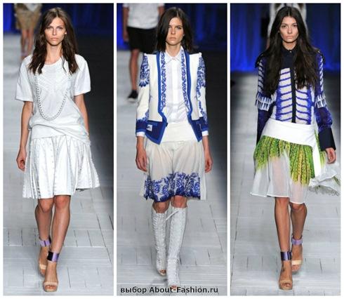 модные юбки 2013-31