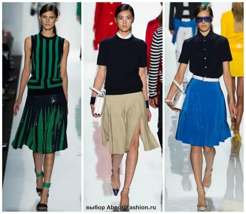 модные юбки 2013-36