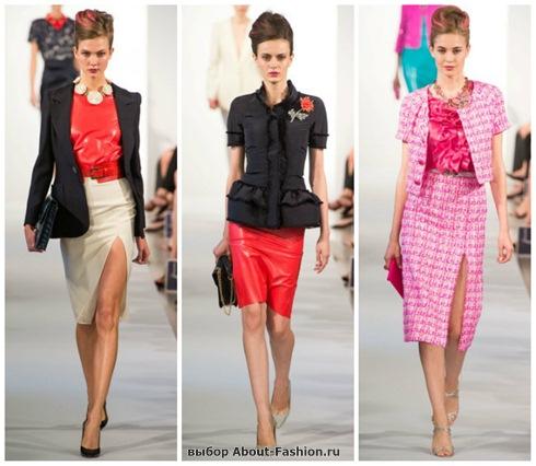 модные юбки 2013-39