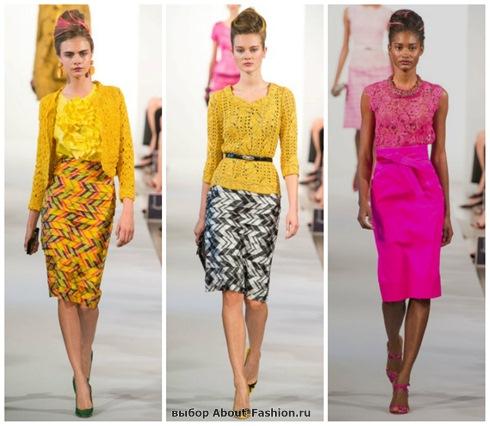 модные юбки 2013-40