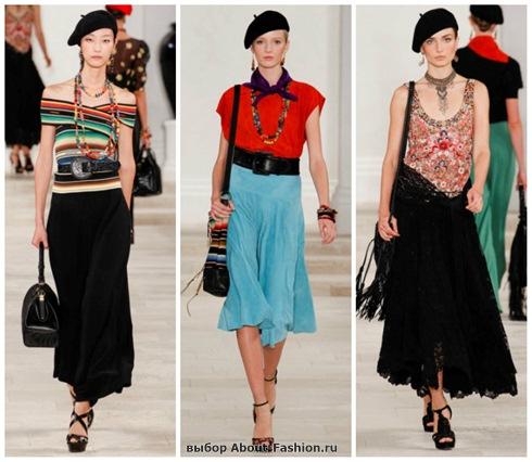 модные юбки 2013-41