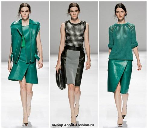 модные юбки 2013-44