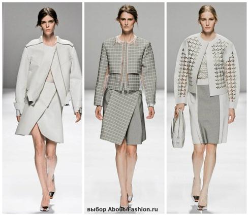 модные юбки 2013-45