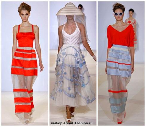модные юбки 2013-46