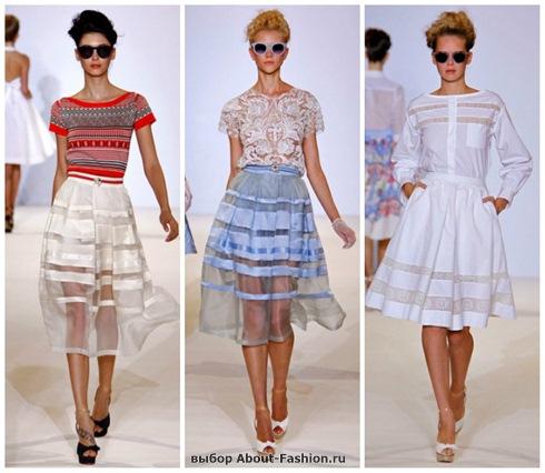 модные юбки 2013-48