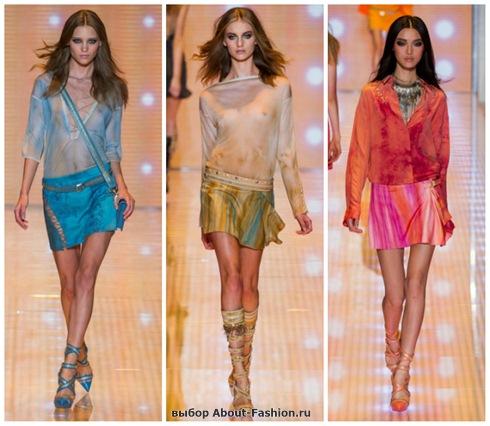 модные юбки 2013-49
