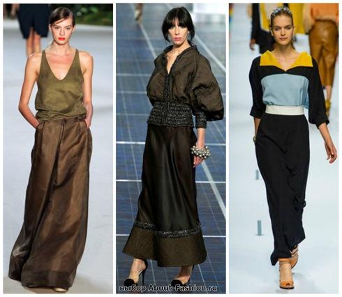 модные юбки 2013-50