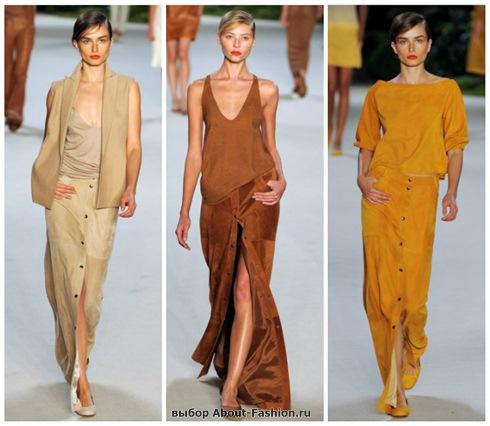 модные юбки 2013-6