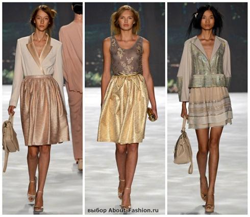 модные юбки 2013-7