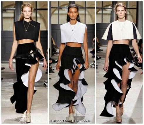 модные юбки 2013-9