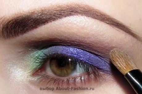 модный макияж 2012 -002
