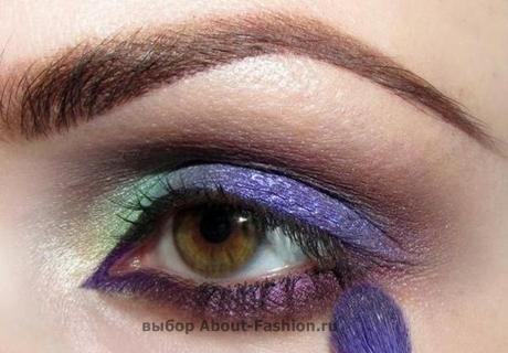 модный макияж 2012 -003