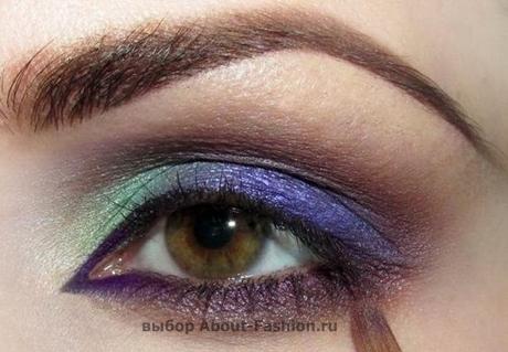 модный макияж 2012 -004
