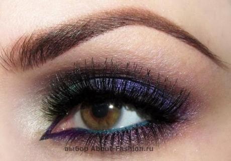 модный макияж 2012 -007