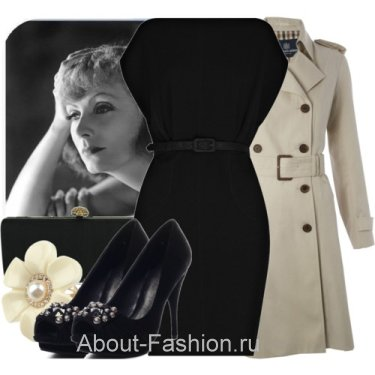 модный плащ, тренч, куртка 2010-1