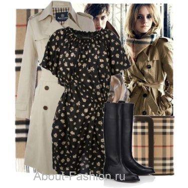 модный плащ, тренч, куртка 2010-2