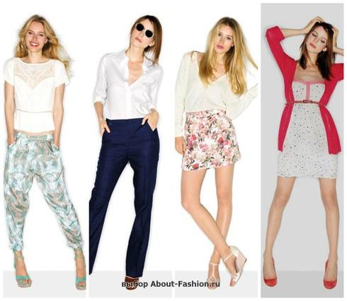 Женская Модная Молодежная Одежда