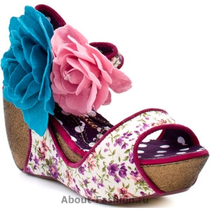 обувь на платформе 2011-013