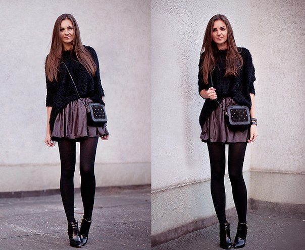 короткие юбки 2013