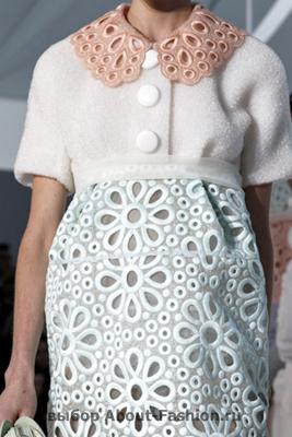 платья Louis Vuitton 2012 -001
