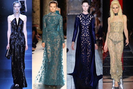 платья на новый год 2013 -001