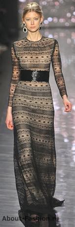 платья на новый год 2013 -005