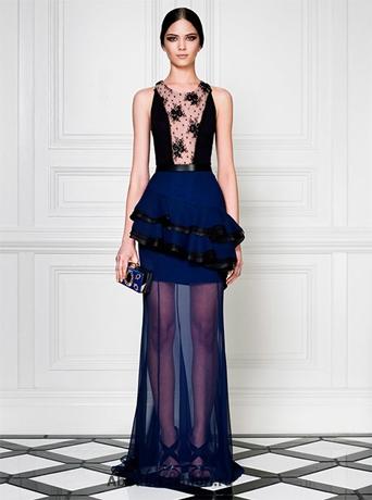 платья на новый год 2013 -007
