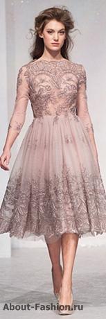 платья на новый год 2013 -015
