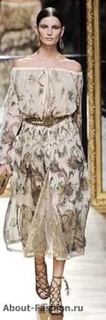 платья на новый год 2013 -017