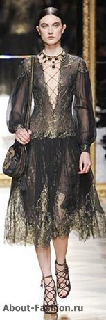 платья на новый год 2013 -018