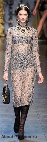 платья на новый год 2013 -023