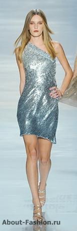 платья на новый год 2013 -025