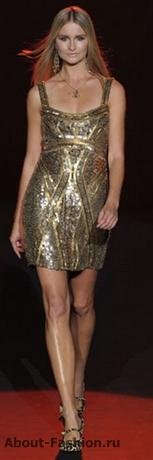 платья на новый год 2013 -026