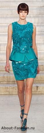 платья на новый год 2013 -031