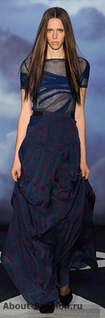 платья на новый год 2013 -037