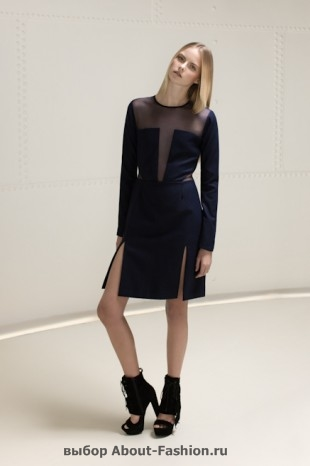 платья зима 2013 -008
