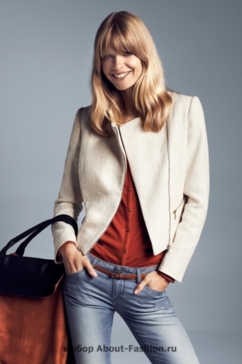 узкие брюки, вязаные свитера, коллекция reserved fall 2012 -002