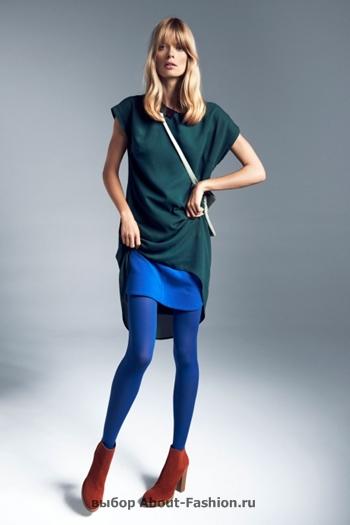 узкие брюки, вязаные свитера, коллекция reserved fall 2012 -010