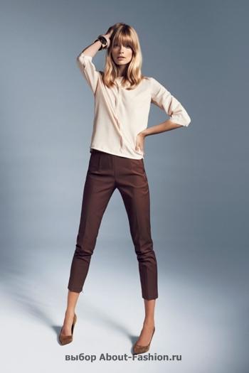 узкие брюки, вязаные свитера, коллекция reserved fall 2012 -015