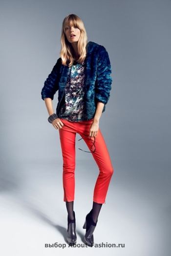 узкие брюки, вязаные свитера, коллекция reserved fall 2012 -016