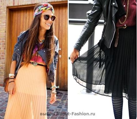 юбка плиссе 2012 About-Fashion.ru -005