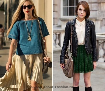 юбка плиссе 2012 About-Fashion.ru -006