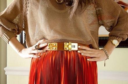 юбка плиссе 2012 About-Fashion.ru -007