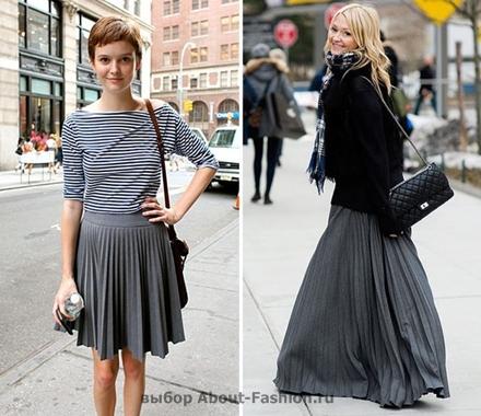 юбка плиссе 2012 About-Fashion.ru -008