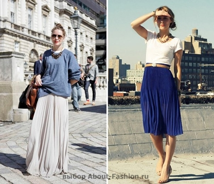 юбка плиссе 2012 About-Fashion.ru -009