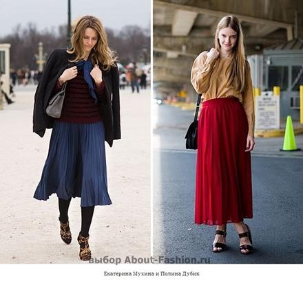 юбка плиссе 2012 About-Fashion.ru -010