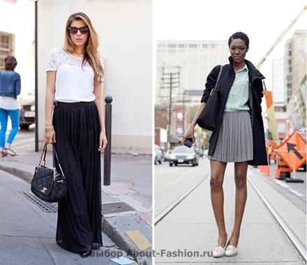 юбка плиссе 2012 About-Fashion.ru -011