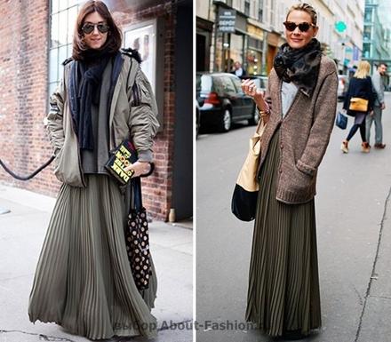 юбка плиссе 2012 About-Fashion.ru -012